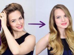 8 modalități prin care să-ți faci bucle FĂRĂ să-ți DETERIOREZI părul