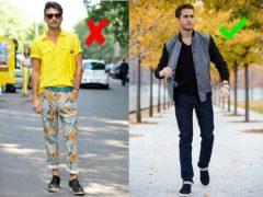 9 piese vestimentare ale bărbaților pe care FEMEILE le adoră