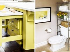 20 de soluții INCREDIBILE pentru apartamentele MICI
