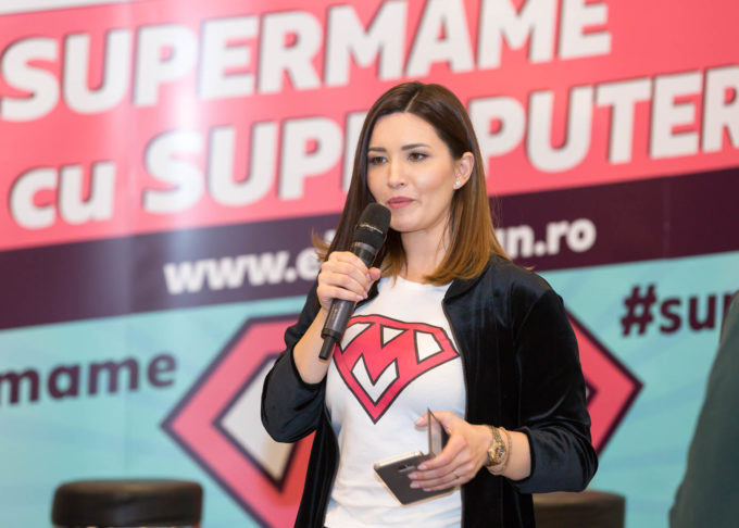 Ați fost #supermame! Ce am învățat din primul eveniment din campania Super mame cu super puteri!